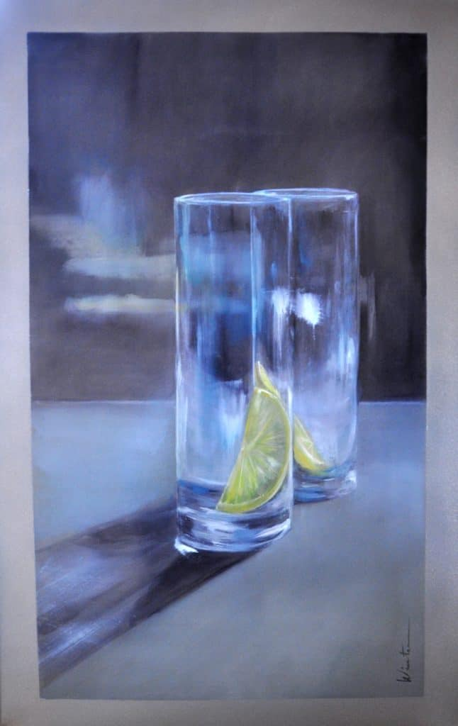 Citrons - 92 x 60 cm